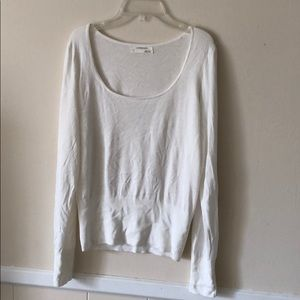 Light Anthropologie Sweater